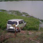 চৌদ্দগ্রামে বেপরোয়া মাইক্রোবাস কেড়ে নিল শ্রমিকের প্রাণ