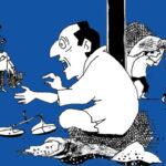 চৌদ্দগ্রামের ঘোলপাশা ইউনিয়নে দরিদ্রের ১০ টাকা কেজির চাল লুটপাট