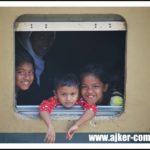 কুমিল্লা রেলস্টেশনে ঘরমুখো যাত্রীদের ভিড়!