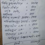 কুমিল্লা পল্লী বিদ্যুৎ সমিতি-১ এর জিএম এর বিদায় অনুষ্ঠানের জন্য ব্যাপক চাঁদাবাজির অভিযোগ
