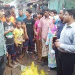 ভোক্তা অধিকার আইনে ব্রাহ্মণপাড়ায় ভ্রাম্যমান আদালতে জরিমানা আদায়