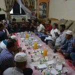 আব্দুস ছোবহান ভূঁইয়া'র সুস্থতা কামনায় জেদ্দায় ইফতার ও দোয়া মাহফিল