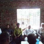 মেঘনায় ছাত্রদল নেতার বৌভাতে ড: মোশাররফ