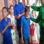 নাঙ্গলকোটে স্কুলভবনের ছাদ খসে এক শিক্ষার্থী আহত