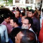 শোক দিবসে ক্লাস নেওয়ায় কুবি শিক্ষককে বাধ্যতামূলক ছুটি, প্রত্যাহারের দাবিতে শিক্ষকদের অবস্থান