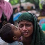 এক রাতে বাংলাদেশে প্রবেশ করেছে ১৩ হাজার রোহিঙ্গা শরণার্থী: বিবিসি