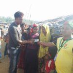 কুতুপালং ও বালুখালী রোহিঙ্গা ক্যাম্পের হালচিত্র