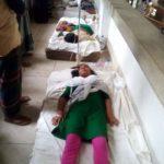 শাহরাস্তির ইছাপুরা উচ্চ বিদ্যালয়ে অজ্ঞাত রোগে ৩০ শিক্ষার্থী অসুস্থ