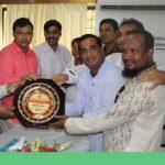 চৌদ্দগ্রাম উপজেলার সাবেক নির্বাহী অফিসারসহ অন্যান্য কর্মকর্তার বিদায়ী সম্মাননা অনুষ্ঠিত