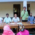 চরকালিয়া উচ্চ বিদ্যালয়ে এসএসসি পরীক্ষার্থীর অভিভাবক সমাবেশ