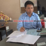 দেবিদ্বারের নতুন উপজেলা নির্বাহী কর্মকর্তা রবীন্দ্র চাকমা