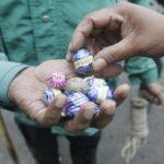 চৌদ্দগ্রামে ১৯ বস্তা ভারতীয় আতশবাজি আটক