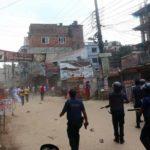 কুমিল্লা নগরীতে পুলিশ-ছাত্রদল সংঘর্ষের ঘটনায় ৪ জন গ্রেফতার