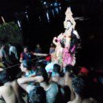 লাকসামে প্রতীমা বিসর্জনের  মধ্য দিয়ে শেষ হলো দূর্গোৎসব