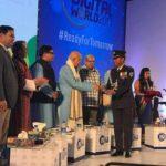 দেশ সেরা কুমিল্লার পুলিশ সুপার আবিদ হোসেন পেলেন ডিজিটাল ওয়ার্ল্ড পুরস্কার
