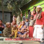 ব্রাহ্মণপাড়ায় অগ্নিদগ্ধ হয়ে ৩ সন্তানের জননীর মৃত্যু