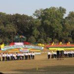 কুমিল্লা ইস্পাহানী পাবলিক স্কুল ও কলেজে ৫২তম বার্ষিক ক্রীড়া প্রতিযোগিতা অনুষ্ঠিত
