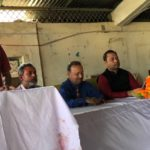 ভরাসার হাইস্কুলের শিক্ষক-শিক্ষার্থীদের সাথে মত বিনিময় সভা