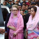 কুমিল্লার আদালতে খালেদা জিয়ার ওয়ারেন্ট বাতিল ও জামিন আবেদন খারিজ