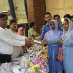 কুমিল্লা জেলা পর্যায়ে শুদ্ধভাবে জাতীয় সংগীত পরিবেশন প্রতিযোগিতা অনুষ্ঠিত