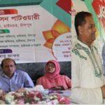 চাঁদপুরে জেলা শিক্ষা অফিসারের সংবর্ধনা
