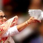 বিশ্বের দ্বিতীয় সেরা প্রধানমন্ত্রী নির্বাচিত হয়েছেন প্রধানমন্ত্রী শেখ হাসিনা।