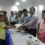 শাহরাস্তি উপজেলা সমাজ সেবা কার্যালয়ে প্রতিবন্ধী শিক্ষার্থীদের উপবৃত্তি প্রদান