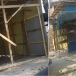 শাহরাস্তিতে রেলওয়ের জায়গা জবর দখল, গাছ কর্তন করে ঘর নির্মাণের অভিযোগ