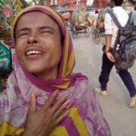 কুমিল্লা নগরীতে ছোট্ট খাদিজাকে খুঁজে ফিরছেন অন্ধ মা