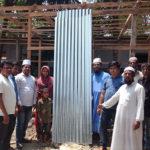 চৌদ্দগ্রামে মানবকল্যানের সহযোগিতায় ঘর পেলো একটি পরিবার