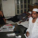 জগন্নাথপুর মসজিদ ও সদর হাসপাতালে হামলা, সাংবাদিকসহ ৭ জন আহত