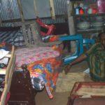 চৌদ্দগ্রামে অসহায় মহিলার ঘর লুট