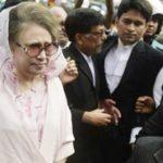 আবারো পিছিয়েছে কুমিল্লায় খালেদা জিয়ার বিরুদ্ধে ৮ জন হত্যা মামলার চার্জগঠন ও জামিন আবেদনের শুনানী