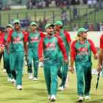 টি-টোয়ান্টি সিরিজের জন্য ১৫ সদস্যের দল ঘোষণা করেছে বাংলাদেশ ক্রিকেট বোর্ড