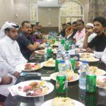 কাতারে ওয়ে টু দোহা গ্রুপ এর আয়োজনে ইফতার ও দোয়া মাহফিল অনুষ্ঠিত