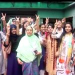 মেঘনায় এসএস সি পাসে শীর্ষে সাহেরা লতিফ বালিকা উচ্চ বিদ্যালয়