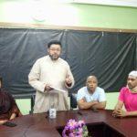 কুমিল্লায় আফজল খান ফাউন্ডেশনের ইফতার মাহফিলে হামলার প্রতিবাদে সংবাদ সম্মেলন