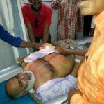সাবেক এমপি মনিরুল হক চৌধুরী সড়ক দুঘর্টনায় আহত