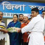 বাংলাদেশ যুব গেমসে কুমিল্লা জিলা স্কুল কারাতে ক্লাবের গোল্ড মেডেল অর্জন