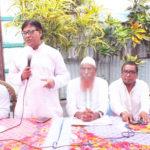 দেশের উন্নয়ন চাইলে লাঙ্গল প্রতিকে ভোট দিতে হবে : অধ্যাপক ইকবাল হোসেন রাজু