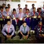 শাহরাস্তিতে শাপলা কাব  অ্যাওয়ার্ডপ্রাপ্ত ১২ জনকে সংবর্ধনা