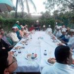 শাহরাস্তি উপজেলা পরিষদ ও প্রশাসনের উদ্যোগে ইফতার মাহফিল অনুষ্ঠিত