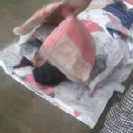 কুমিল্লার   আলেখারচর  বিশ্বরোডে সড়ক দুর্ঘটনায় মোটর সাইকেল আরোহী নিহত