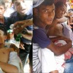 ব্রাহ্মণপাড়ায় ট্রাক চাপায় দুই স্কুল ছাত্র গুরুতর আহত,শিক্ষার্থীদের বিক্ষোভ