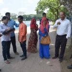 শিক্ষা প্রতিষ্ঠান ফাঁকি রোধে ধর্মসাগর পাড়ে ভ্রাম্যমান আদালতের অভিযান