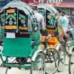 ব্যাটারী চালিত রিকসার দখলে লাকসাম শহর