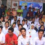 কুমিল্লা কলেজ থিয়েটার এর ১০ম ব্যাচের নবীনবরণ অনুষ্ঠিত