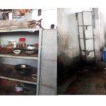 কুমিল্লা নগরীতে টয়লেটের পাশে খাবার, ভ্রাম্যমাণ আদালত জরিমানা