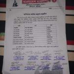চৌদ্দগ্রামে ২টি ইউনিয়ন ও ৪টি স্কুল, কলেজ, মাদ্রাসা ছাত্রলীগের কমিটি গঠন