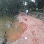 বরুড়ায় শাহাপুর বাজার-হাজিপাড়া সড়কের বেহাল দশা